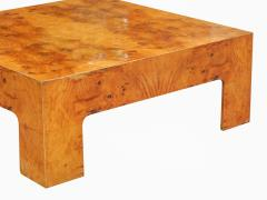 Bookmarked Burl Coffee Table - 694244