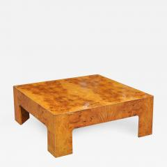 Bookmarked Burl Coffee Table - 694423
