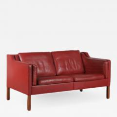 Borge Mogensen Sofa Model 2212 for Fredericia Denmark 1960 - 1537398