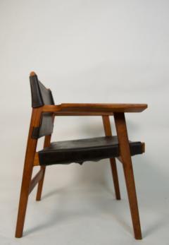 Borge Mogensen Spanish Chair Borge Mogensen Style circa 1960 - 1144552