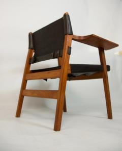 Borge Mogensen Spanish Chair Borge Mogensen Style circa 1960 - 1144553