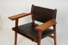 Borge Mogensen Spanish Chair Borge Mogensen Style circa 1960 - 1144554