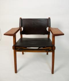 Borge Mogensen Spanish Chair Borge Mogensen Style circa 1960 - 1144557