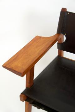 Borge Mogensen Spanish Chair Borge Mogensen Style circa 1960 - 1144558
