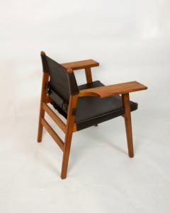 Borge Mogensen Spanish Chair Borge Mogensen Style circa 1960 - 1144561