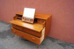 Borge Mogensen Teak Vanity Dresser by Borge Mogensen - 1144959