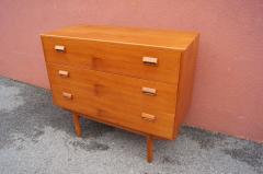 Borge Mogensen Teak Vanity Dresser by Borge Mogensen - 1144961