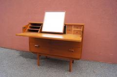Borge Mogensen Teak Vanity Dresser by Borge Mogensen - 1144980