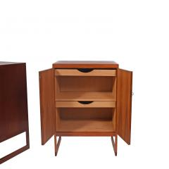 Borge Mogensen Three Teak Cabinets by B rge Mogensen for P Lauritsen Son BM 59 - 1144903