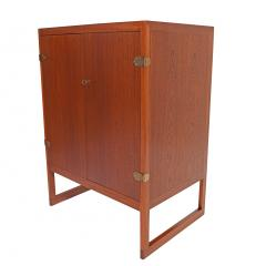Borge Mogensen Three Teak Cabinets by B rge Mogensen for P Lauritsen Son BM 59 - 1144904