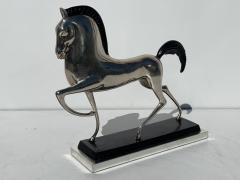 Boris Lovet Lorski Art Deco Style Etruscan Horse Sculpture - 937863