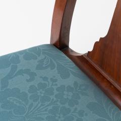 Boston Queen Ann mahogany slip seat side chair - 1922238
