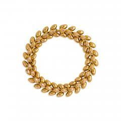 Boucheron 1950s Rose Gold Bracelet - 339301