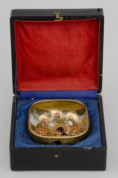 Boxed Japanese Satsuma Bowl - 267076