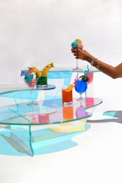 Brajak Vitberg Glass Table by Brajak Vitberg - 1617046