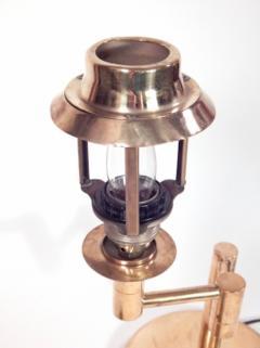 Brass Captains Lamp - 1548022