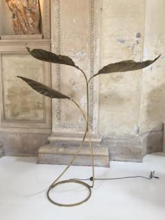 Brass Floor Lamp by Tommaso Barbi - 1160583