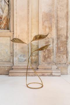 Brass Floor Lamp by Tommaso Barbi - 1160584