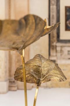 Brass Floor Lamp by Tommaso Barbi - 1160587