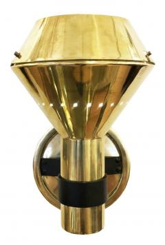 Brass Sconces by Candle 6 Pairs Available - 1623215