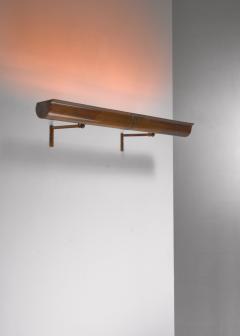 Brass adjustable art wall lamp - 1849845