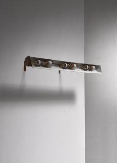 Brass adjustable art wall lamp - 1849849