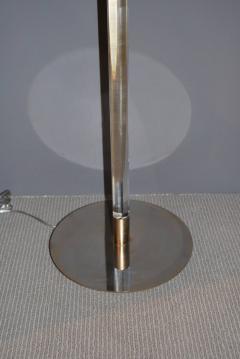 Brass and Lucite Italian Modern Floor Lamp 1960s - 1692026