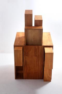 Brazilian Contemporary Caixa De Fosforo coffe table by Mameluca Studio - 1233301