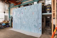 Brecht Wright Gander Brecht Wright Gander Concrete Occlusion Wall Mural USA 2019 - 987274