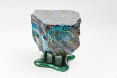Brecht Wright Gander Brecht Wright Gander Flow Series Hunk Table USA - 1189541