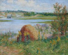 John Leslie Breck On the Essex River - 13802