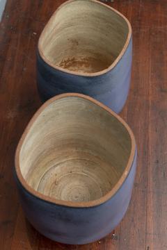 Brent Bennett Brent Bennett Studio Ceramic Planters - 1138444