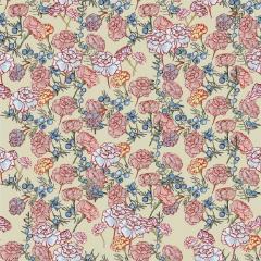 Brett Design Juniper Berries Carnations - 1892992