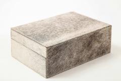 Brindle Hide Keepsake Box - 2132399