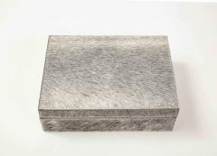 Brindle Hide Keepsake Box - 2132400
