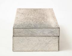 Brindle Hide Keepsake Box - 2132401