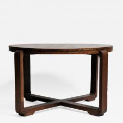 British Colonial Art Deco Tea Table   663223