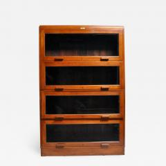 British Colonial Barristers Bookcase - 1005930