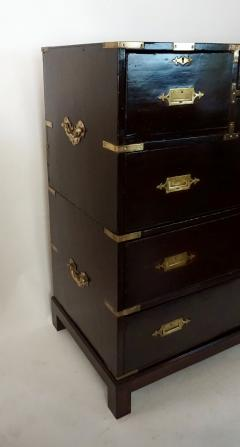 British Colonial Campaign Chest of Drawers - 1589645