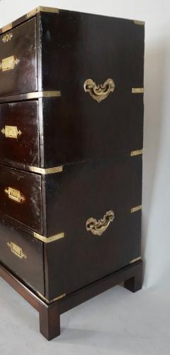 British Colonial Campaign Chest of Drawers - 1589647