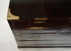 British Colonial Campaign Chest of Drawers - 1589648