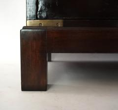 British Colonial Campaign Chest of Drawers - 1589652