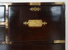British Colonial Campaign Chest of Drawers - 1589655