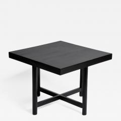 British Colonial Tea Table with Round Post Legs - 781083