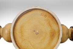 Britt Louise Sundell Britt Louise Sundell for Gustavsberg Pair of Swedish Stoneware Candelabra - 1064741