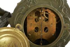 Bronze Ansonia The Composer Figural Mantel Clock - 2107510