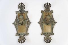Bronze Beaux Arts Sconces c 1910 - 790234