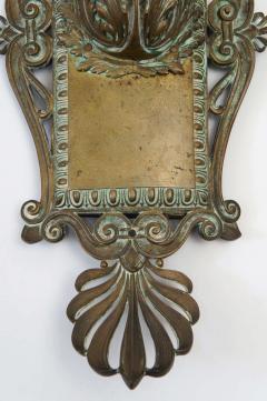 Bronze Beaux Arts Sconces c 1910 - 790237