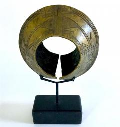 Bronze Bracelet Yoruba Tribe Nigeria 1st Half 20th Century - 955681