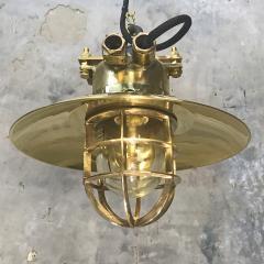 Bronze Brass Cage Pendant by Wiska - 1021145